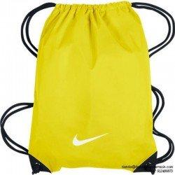 bolsa gimnasio Nike gymsack amarillo