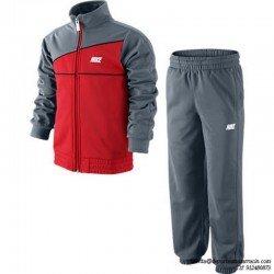 chandal Nike deporte niño rojo 4-8