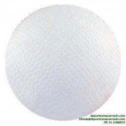 Pelota PVC BLANCA 0-6 años 230mm softee