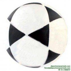 Pelota PVC FUTBOL 0-6 años 220mm softee