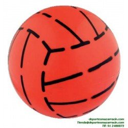 Pelota PVC VOLEY 0-6 años 220mm softee