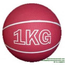 balon MEDICINAL PVC LASTRADO softee (diversos pesos)