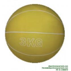 balon MEDICINAL PVC LASTRADO 3kg softee