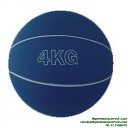 balon MEDICINAL PVC LASTRADO 4kg softee