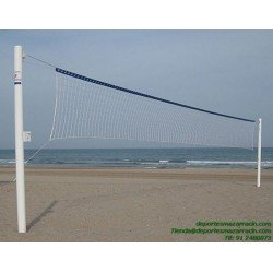RED VOLEIBOL 4mm softee
