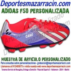 PERSONALIZAR tus botas de futbol ADIDAS F50 (Imagenes de muestra)