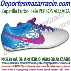PERSONALIZAR zapatilla FUTBOL SALA (Imagenes de muestra)
