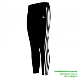 Adidas Malla Lycra ajustada CLIMALITE negro-blanco
