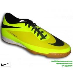 Nike HYPERVENOM Neymar JR AMARILLA 2014 zapatilla fútbol sala PHADE IC
