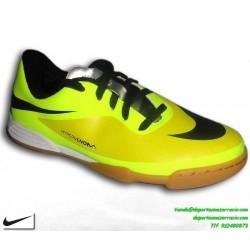 Nike HYPERVENOM JR AMARILLA 2014 Neymar zapatilla fútbol sala PHADE IC