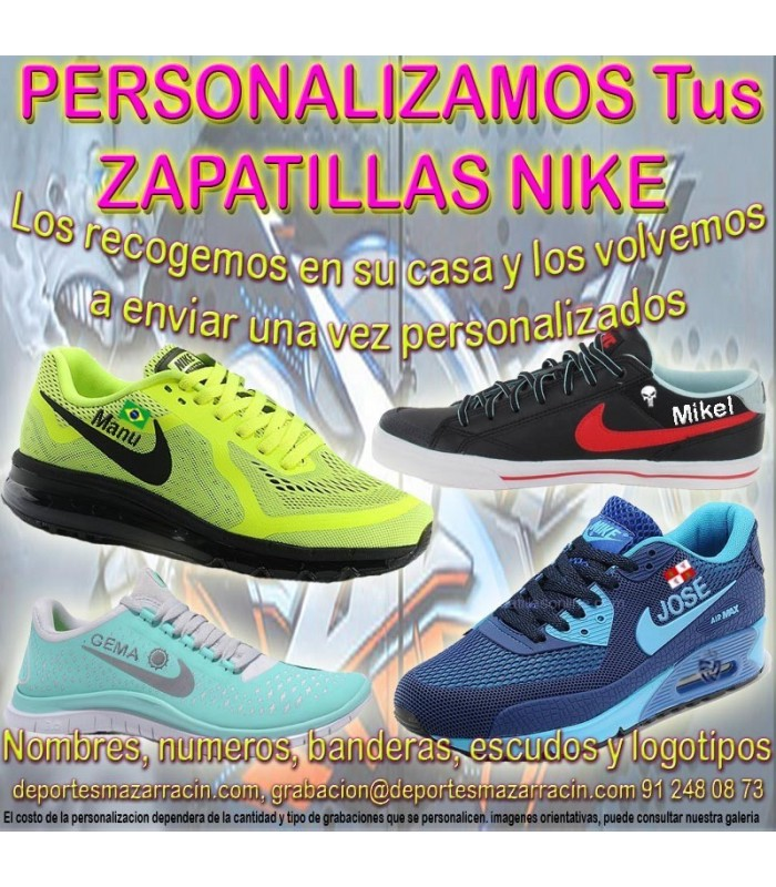 dbfab854511c2 personalizar tenis nike online