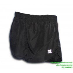 john smith pantalon corto running short negro