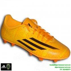 Adidas F50-F5 MESSI BLANCO 2014 bota futbol infantil HG
