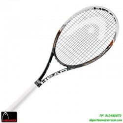 HEAD GRAPHENE SPEED PRO Raqueta tenis NOVAK DJOKOVIC Graphene YouTek personalizar nombre bandera 230003