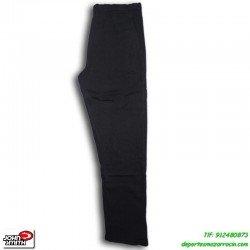 Pantalon Algodon NEGRO John Smith VALCABADO SIN puño gimnasio fitness deporte barato economco