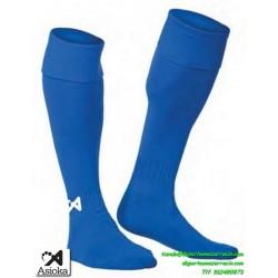 ASIOKA MEDIAS Futbol color AZUL ROYAL REAL barato equipacion deporte calcetin talla 200/10
