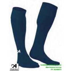 ASIOKA MEDIAS Futbol color AZUL MARINO barato equipacion deporte calcetin talla 200/10