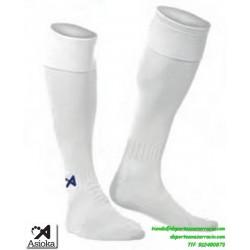 ASIOKA MEDIAS Futbol color BLANCO barato equipacion deporte calcetin talla 200/10