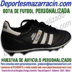 PERSONALIZAR botas de futbol clasicas