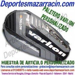 PERSONALIZAR Paletero de PADEL poner grabar estamapar nombre logotipo bandera escudo