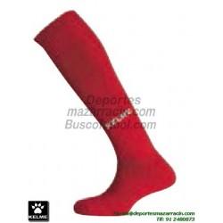 KELME ONE MEDIAS Futbol color ROJO equipacion deporte calcetin talla SOCK hombre niño 92011-129