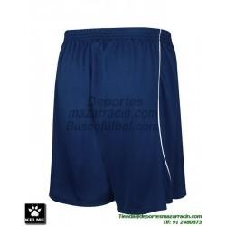 KELME PANTALON CORTO MUNDIAL Futbol color AZUL MARINO equipacion short SPORT talla hombre niño 78406-107