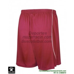 KELME PANTALON CORTO MUNDIAL Futbol color ROJO equipacion short SPORT talla hombre niño 78406-130