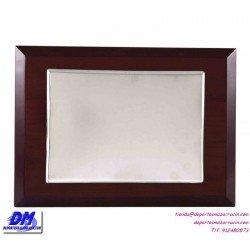 Placa de Homenaje de ALPACA 97247 diferentes tamaños premio pallart grabado laser personalizado