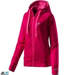 ADIDAS sudadera PRIME HD JACKET Mujer Rosa sportwear 3 stripes chica deporte M66111