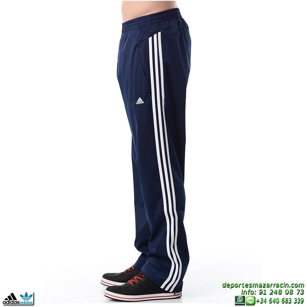 Vueltas y vueltas charla vacante  pantalon adidas azul marino