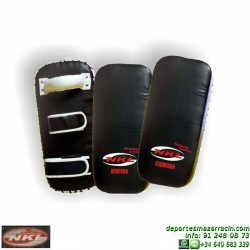 PAO Boxeo NKL Piel NATURAL Negro