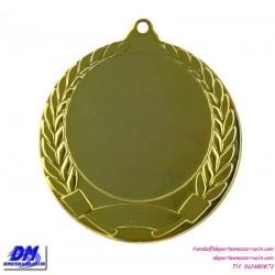 Medalla deportiva 70 diametro 29968 oro plata bronce dorado viejo premio pallart grabado laser personalizada