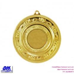 Medalla deportiva 60 diametro 29901 oro plata bronce premio pallart grabado laser personalizada