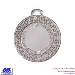 Medalla deportiva 50 diametro 29920 oro plata bronce premio pallart grabado laser personalizada