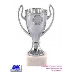 Trofeo copa economico 4294 diferentes alturas premio deporte pallart grabado chapa personalizado