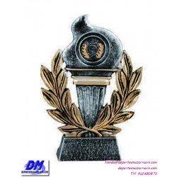 Trofeo copa participacion 4300/91 antorccha economico premio deporte pallart grabado chapa personalizado