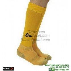 ELEMENTS PROTECNIC LISA MEDIAS Futbol color AMARILLO equipacion deporte calcetin talla SOCK hombre niño 910104