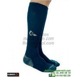 ELEMENTS PROTECNIC LISA MEDIAS Futbol color AZUL MARINO equipacion deporte calcetin talla SOCK hombre niño 910104