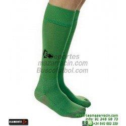 ELEMENTS PROTECNIC LISA MEDIAS Futbol color VERDE equipacion deporte calcetin talla SOCK hombre niño 910104
