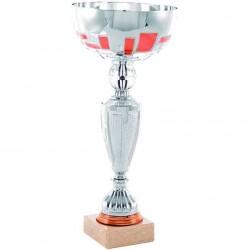Trofeo copa comercial 5217 diferentes alturas premio deporte pallart grabado chapa grabada