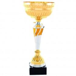 Trofeo copa comercial 5218 diferentes alturas premio deporte pallart grabado chapa grabada