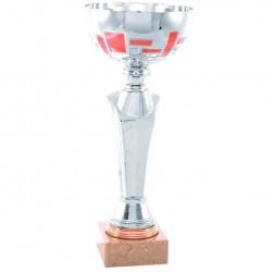 Trofeo copa comercial 5220 diferentes alturas premio deporte pallart grabado chapa grabada