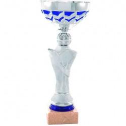 Trofeo copa comercial 5222 diferentes alturas premio deporte pallart grabado chapa grabada