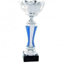 Trofeo copa comercial 5223 diferentes alturas premio deporte pallart grabado chapa grabada