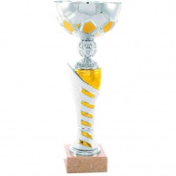 Trofeo copa comercial 5224 diferentes alturas premio deporte pallart grabado chapa grabada