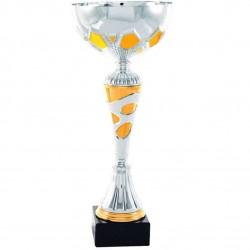 Trofeo copa comercial 5227 diferentes alturas premio deporte pallart grabado chapa grabada