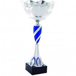 Trofeo copa comercial 5228 diferentes alturas premio deporte pallart grabado chapa grabada