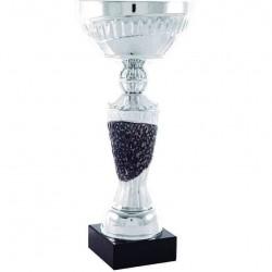 Trofeo copa comercial 5234 diferentes alturas premio deporte pallart grabado chapa grabada