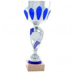 Trofeo copa comercial 5244 diferentes alturas premio deporte pallart grabado chapa grabada