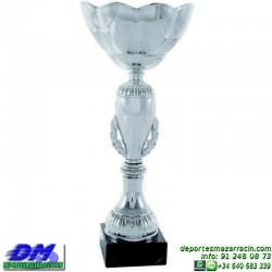 Trofeo copa comercial 5250 diferentes alturas premio deporte pallart grabado chapa grabada